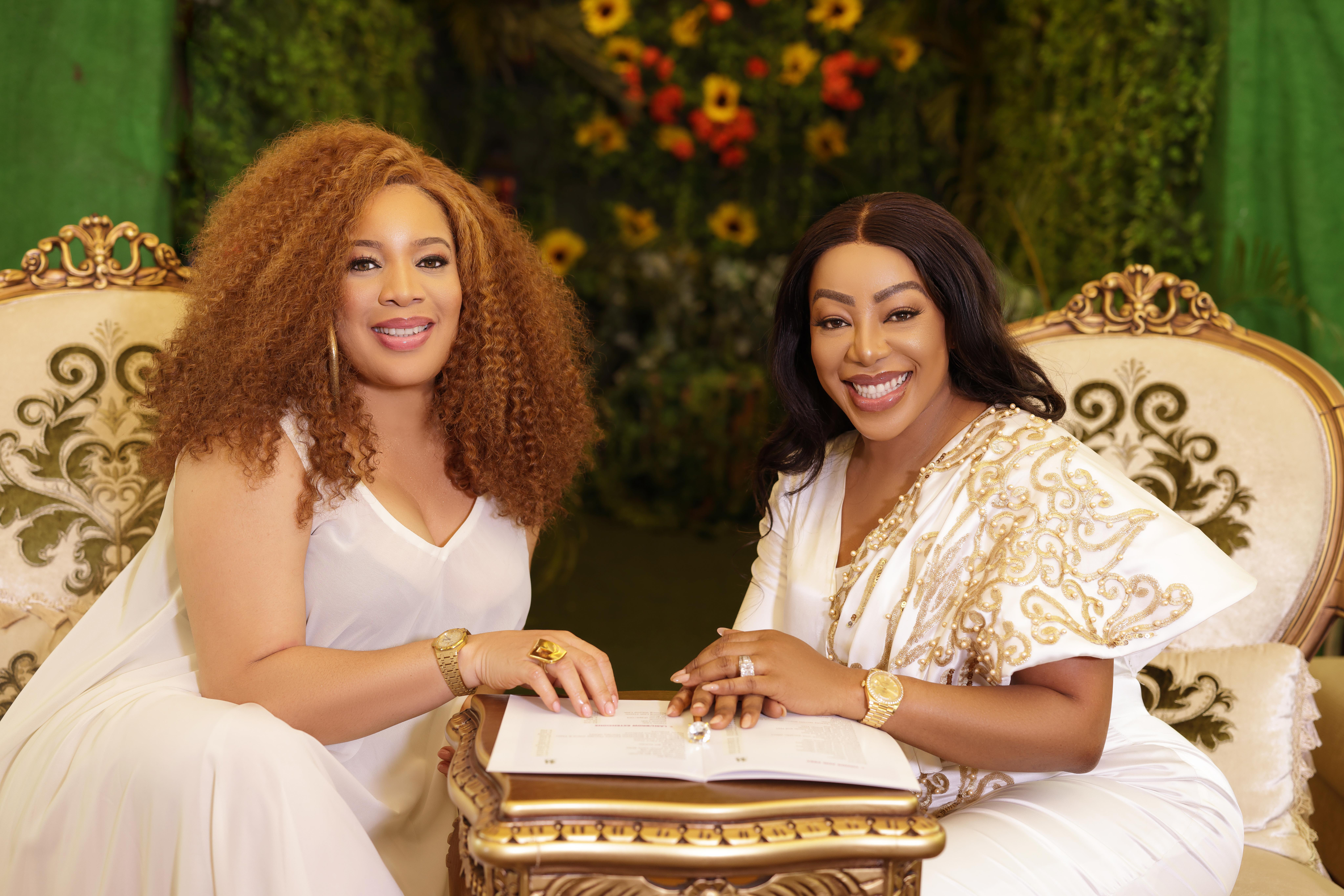 Monalisa Chinda & Beauty Secrets Skincare and Spa Finds New Direction for African Beauty Industry