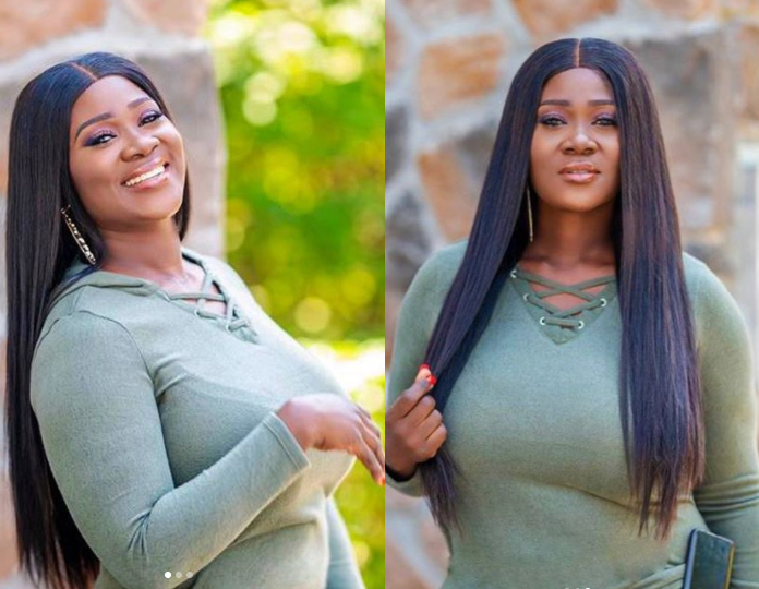 Actress?Mercy Johnson-Okojie shares stunning photos to celebrate her 36th birthday