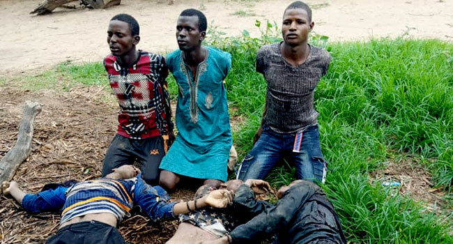 Suspected kidnappers ambushed by vigilante in Yobe, 3 killed