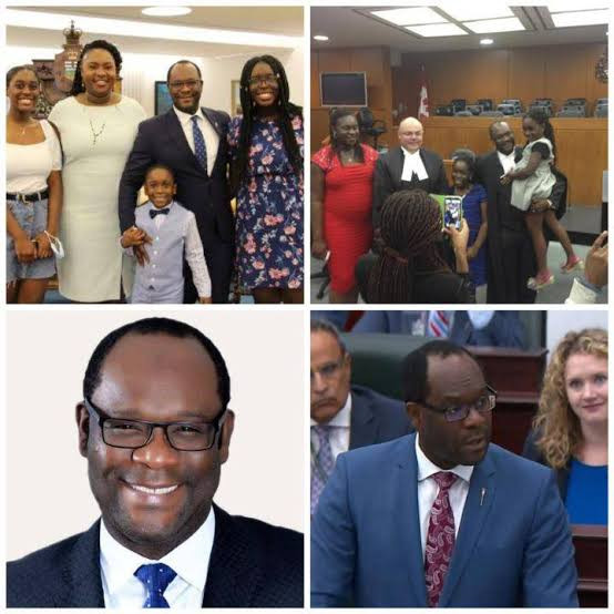 """""""I look forward to the day when Nigeria and Africa become places where hard work and merit are rewarded"""" Nigerian-born Kayce Madu appointed Justice Minister in Canada writes"""