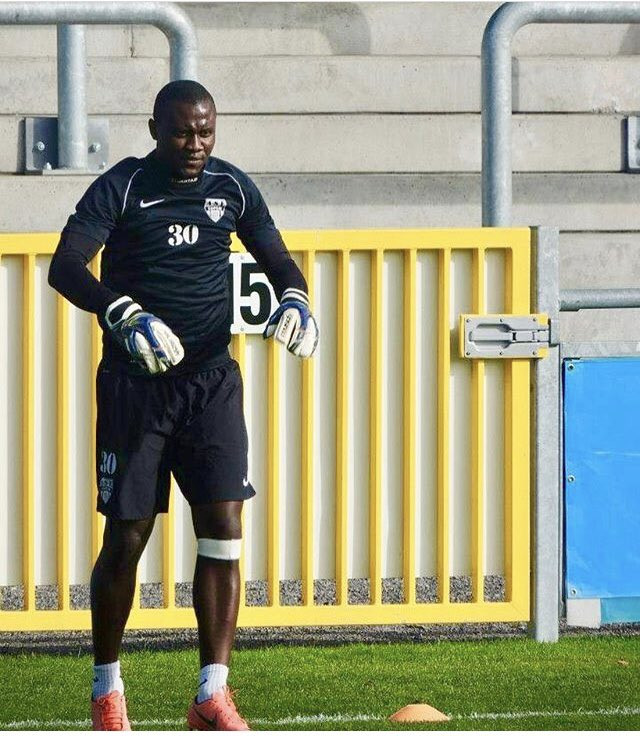 Ex-Flying Eagles goalkeeper, John Felagha is dead