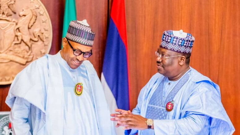 We won?t tolerate disrespect from Buhari?s appointees again - Senate President, Ahmad Lawan
