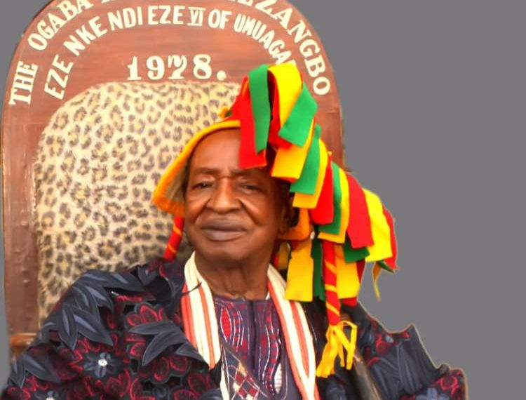 Ebonyi state longest serving monarch dies at 81
