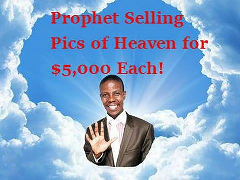 Prophet Mboro fingers Prophet Bushiri in R5000