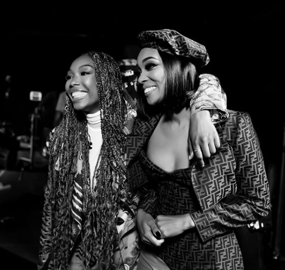 Communication and Compassion bridged a gap that not many will understand - Monica says in heartfelt message to Brandy after Verzuz battle
