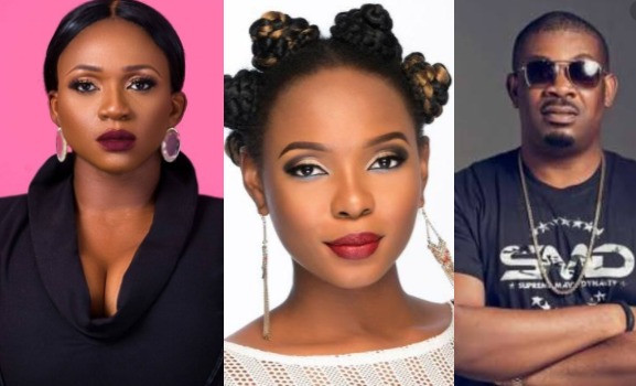 DSS and police reportedly invites Don Jazzy, Waje, Yemi Alade over political statements made against the Buhari administration