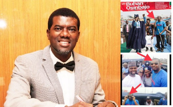 They use you today and throw you in jail or harass you tomorrow - Reno Omokri reacts to alleged invitation of Don Jazzy by DSS