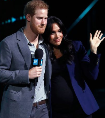 Prince Harry and Meghan Markle sign huge deal with Netflix to make documentaries
