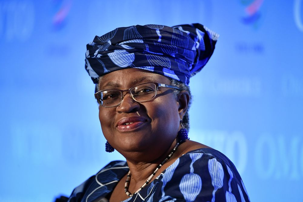 Ngozi Okonjo-Iweala took US citizenship in 2019 - Bloomberg