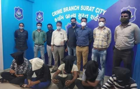 Two Nigerian nationals arrested in India for hacking bank account