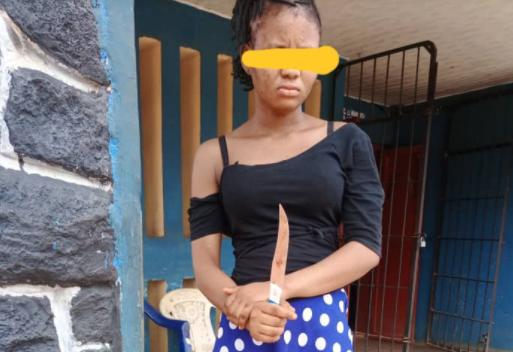 Pregnant girlfriend allegedly stabs boyfriend to death in Anambra