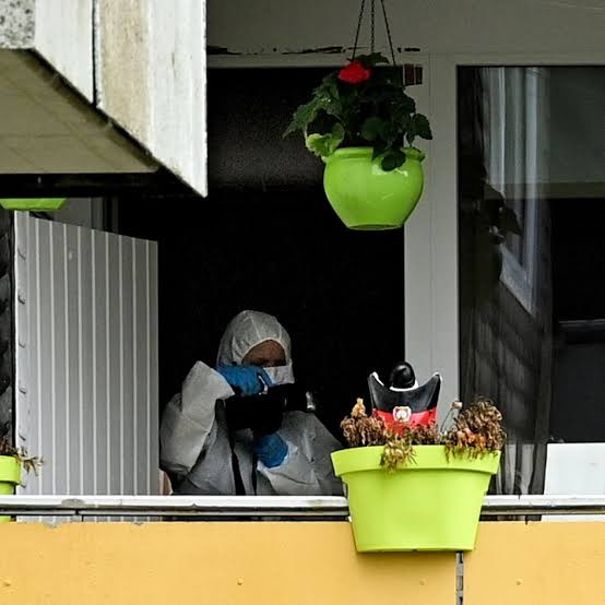 Five kids found dead in apartment after