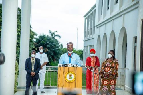 Oyo state govt cancels curfew