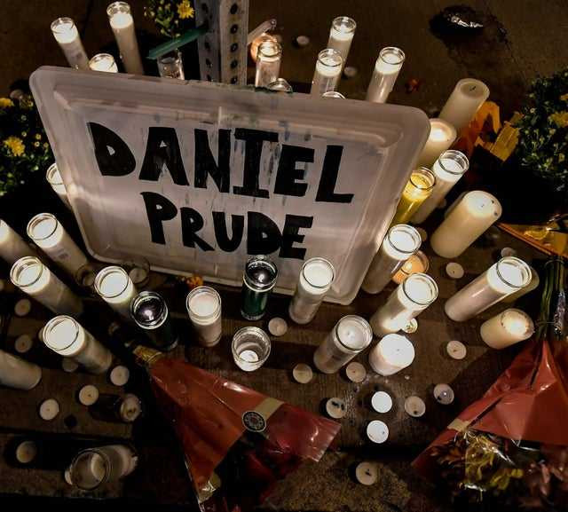 Heartbreaking video of Black man, Daniel Prude