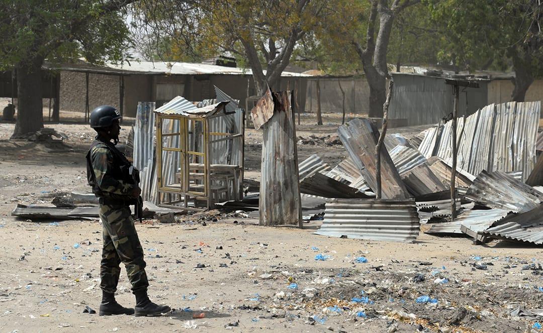 Deadly jihadist attack Cameroon village hosting displaced people, kills 7
