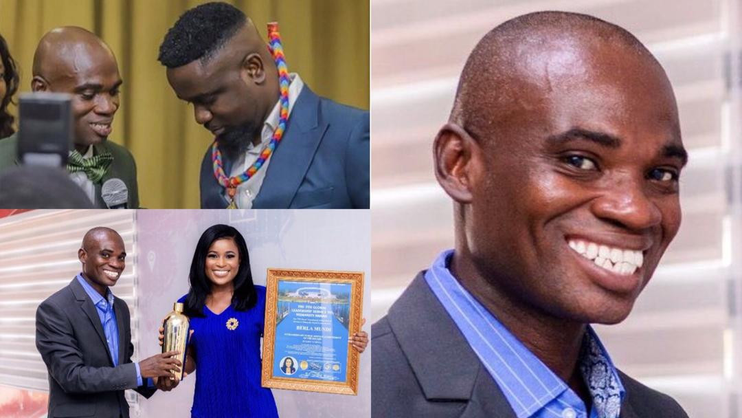 Man giving out awards to celebrities while posing as an ambassador for the UN and Kofi Annan Foundation is allegedly a fraudster