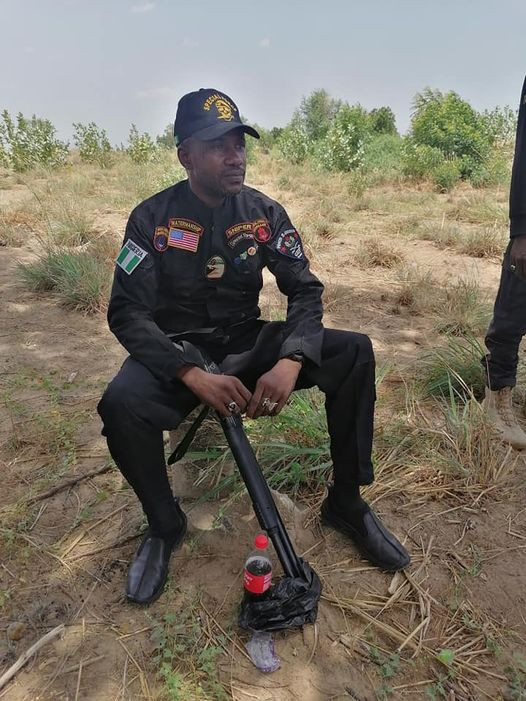 Gallant Borno Civilian JTF