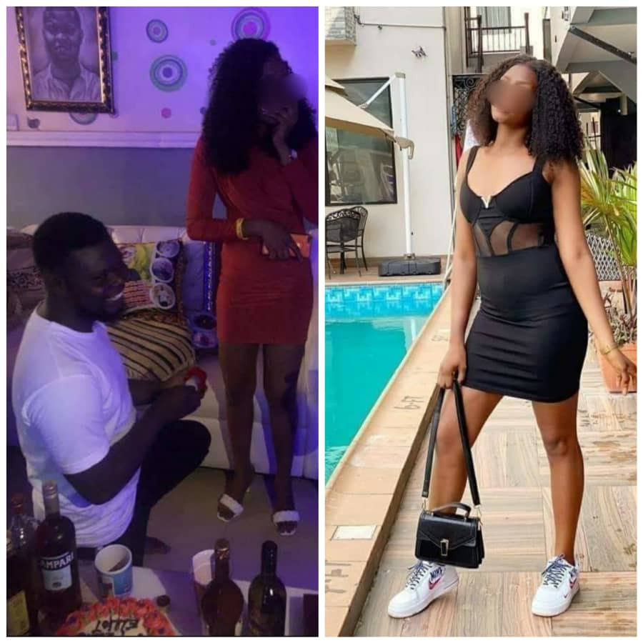 Nigerian man withdraws his engagement ring from his girlfriend via Facebook