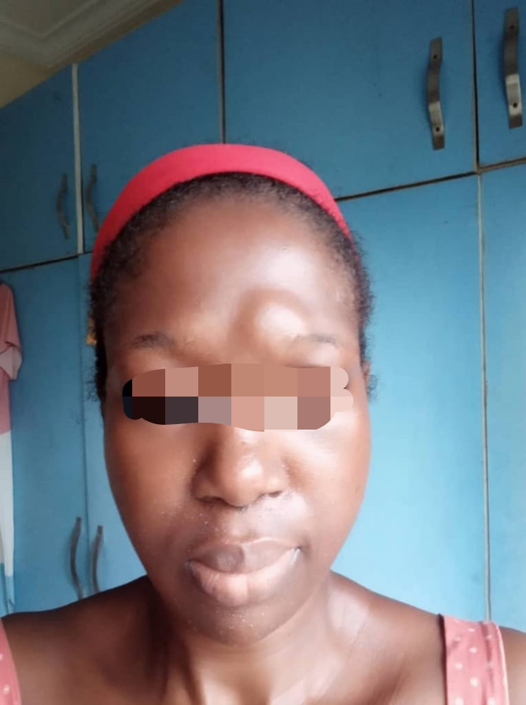 Nigerian student, 21, accuses her father of battering her mother for years and threatening to do worse