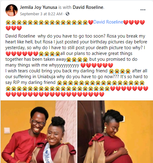 Nigerian woman allegedly dies from childbirth complications two days after her birthday in Abuja