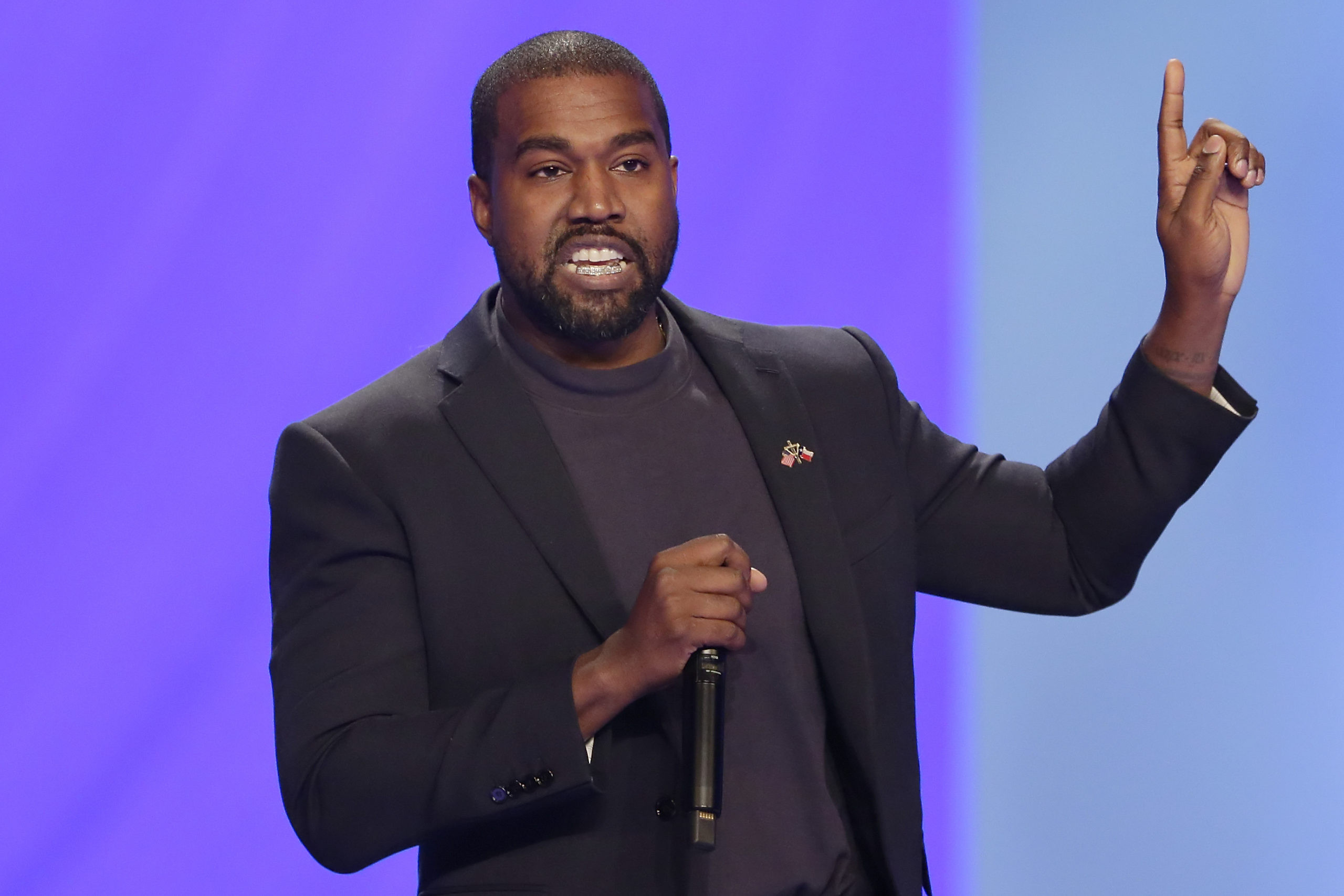 New report reveals Kanye West has spent $6.8 million on his Presidential campaign so far