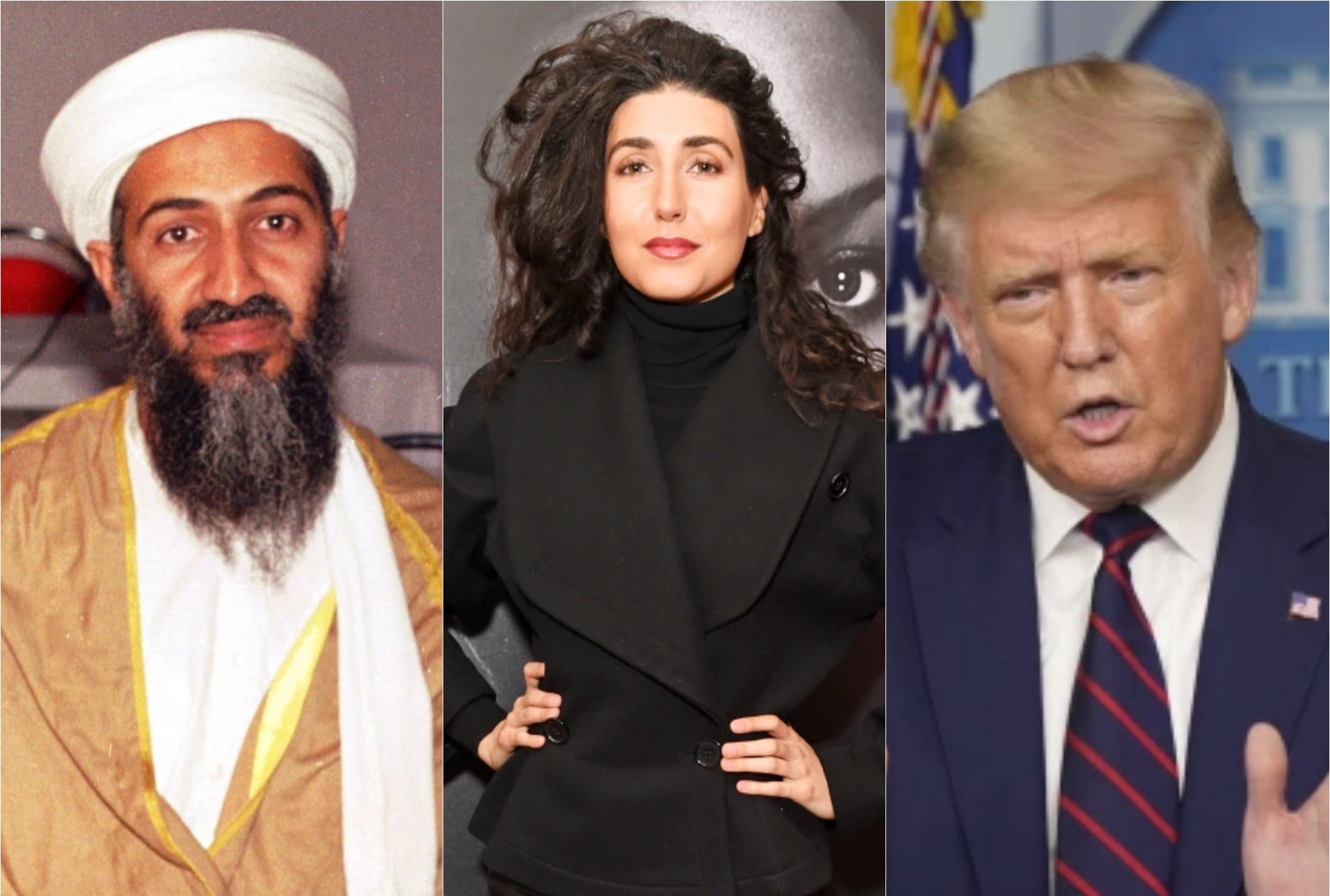 Trump must be re-elected, only him can prevent another 9/11 - Osama bin Laden?s niece says