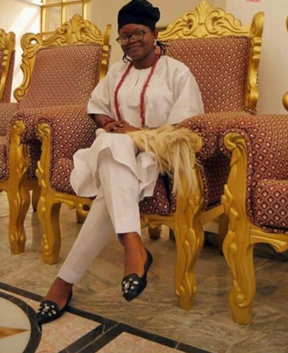 I?m not allowed to have a boyfriend and I have to be celibate throughout my reign ? Regent of Iboropa, Tinuade Babalola