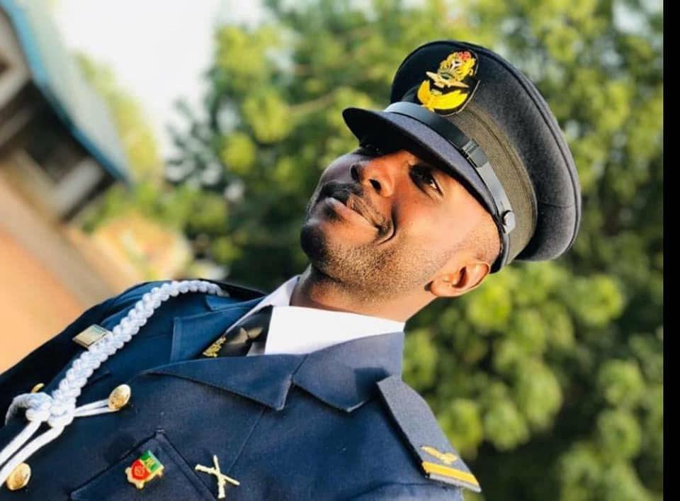 Air Force officer allegedly killed by terrorists in Kaduna (photo)