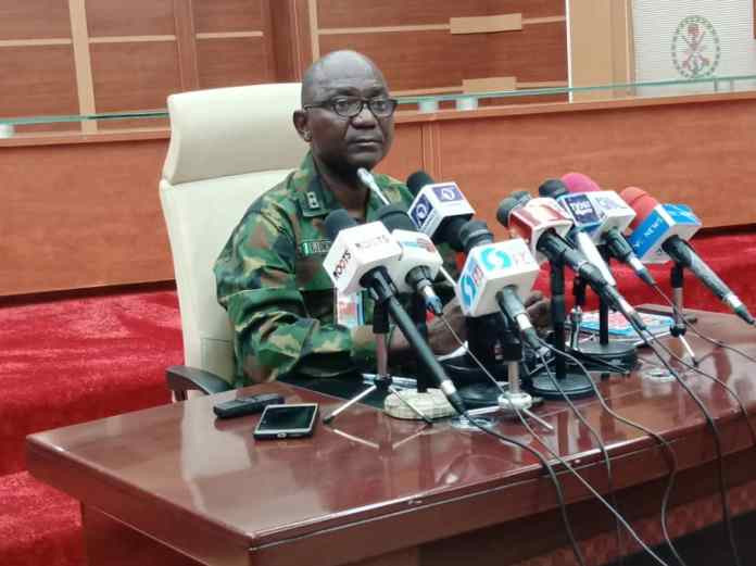 Military allays fears of possible attacks by Boko Haram members in Abuja and environs