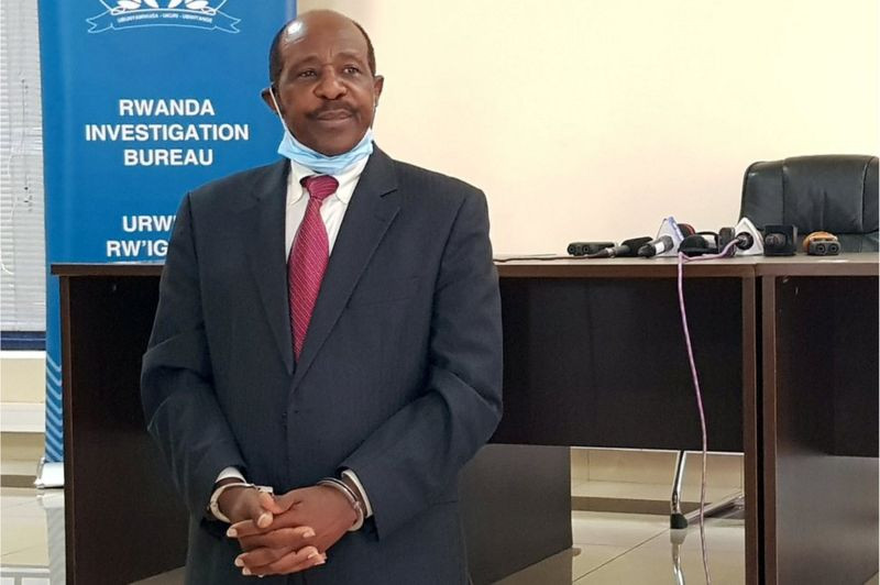 Hotel Rwanda film hero, Paul Rusesabagina was not kidnapped from Dubai but lured back to Rwanda,?President Paul Kagame says?