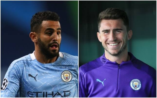 Manchester City players, Aymeric Laporte and Riyad Mahrez test positive for COVID-19