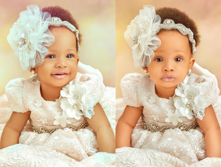 Teddy A and Bam Bam share adorable new photos of their daughter, Zendaya