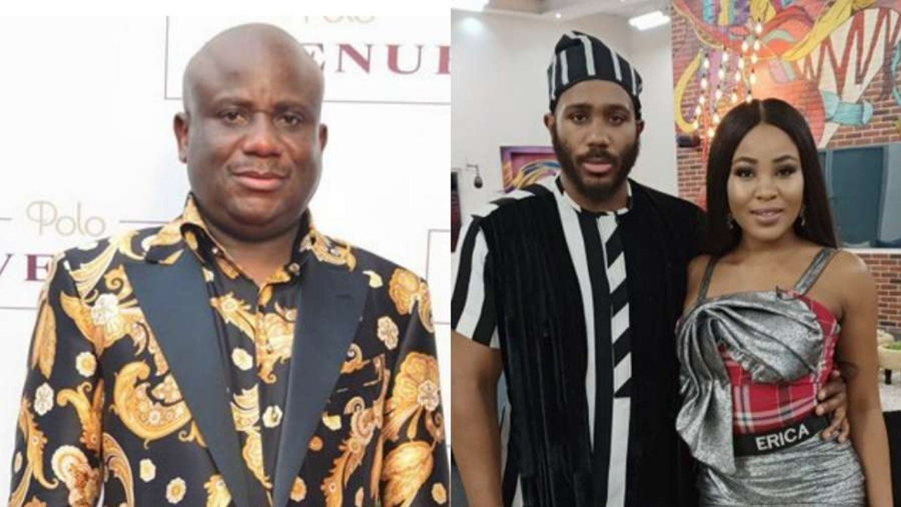 #BBNaija: If Kiddwaya wins, I?ll make sure he gives Erica half of the money and the other half to charity- billionaire businesman, Terry Waya (Video)