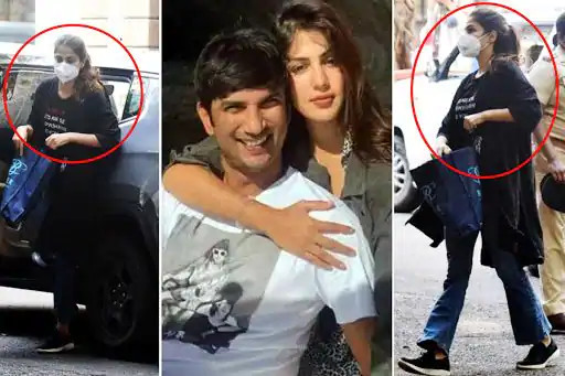 Bollywood actress, Rhea Chakraborty arrested for sourcing for drugs for ex-boyfriend and actor Sushant Singh Rajput