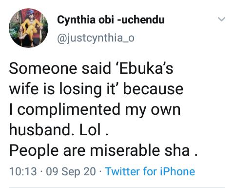 """""""People are miserable"""" - Ebuka"""