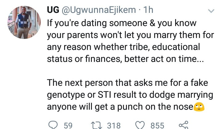 Medical doctors expose the extent people go to avoid marrying their partners