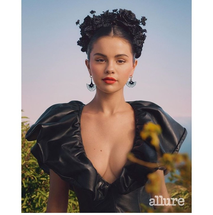 Selena Gomez covers Allure Magazine