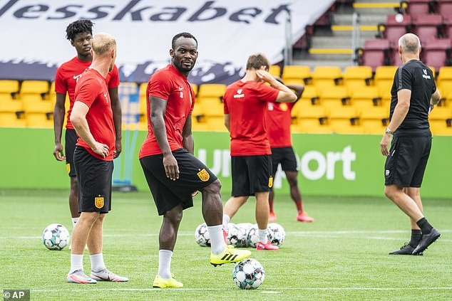 Chelsea legend, Michael Essien joins Danish club Nordsjaelland as player-coach ahead of the new season