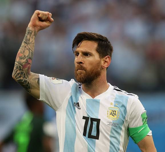 Lionel Messi suspension reversed ahead of World Cup qualifiers, following intervention of Argentine FA president