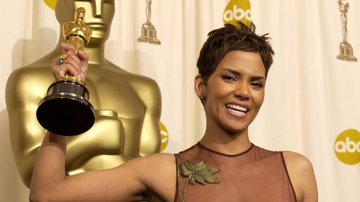 Halle Berry calls historic 2002 Oscar win