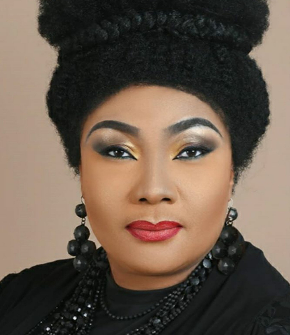 Receive sense in Jesus name - Eucharia Anunobi prays for ladies who date married men