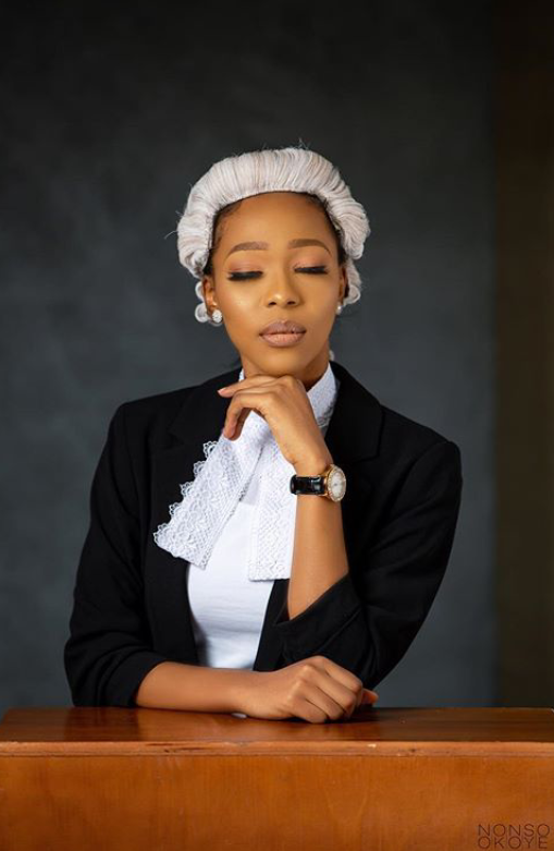 """I was ridiculed by closest family for being a divorc?e""- 23-year-old Muslim woman shares her inspiring story as she is called to the Nigerian Bar"