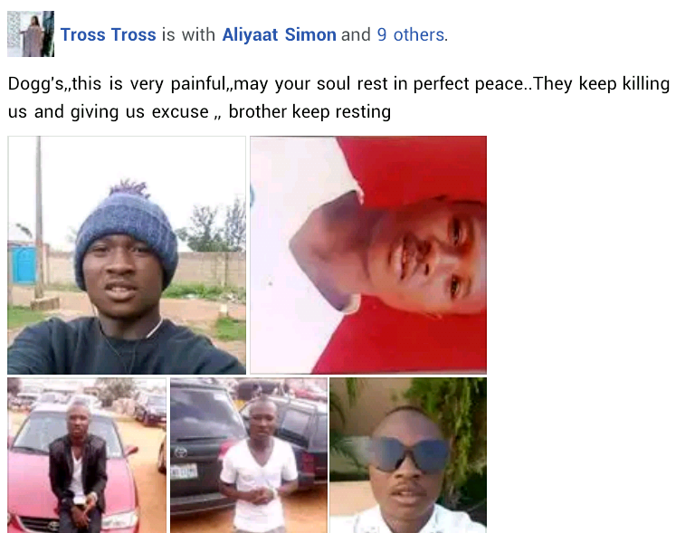 Suspected Fulani militia hacks final year Poly student to death in Kaduna