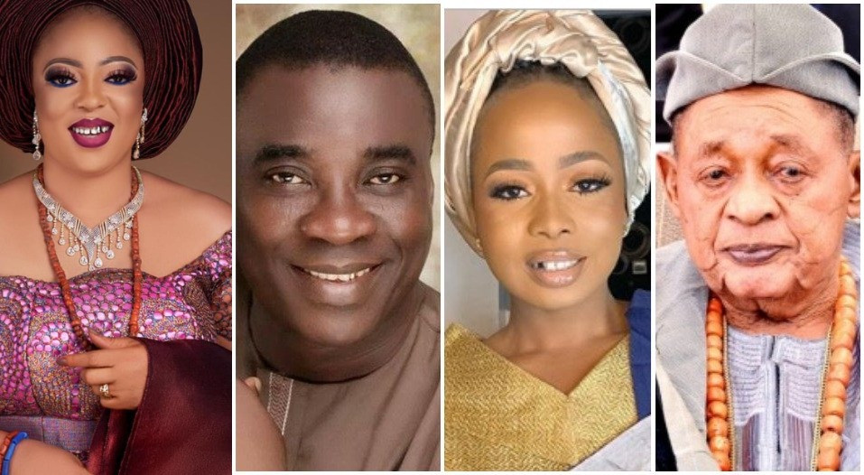 I can swear Olori Ajoke didn?t have an affair with KWAM 1 ? Wife of Alaafin of Oyo, Olori Folashade Adeyemi says