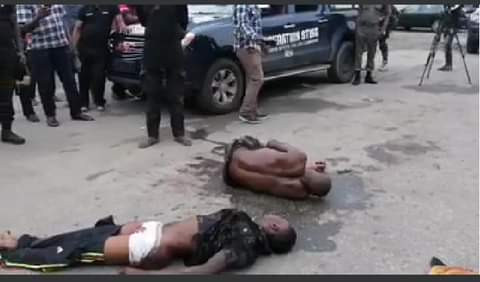 Police arrest notorious wanted criminal, Bobrisky after gun battle in Rivers State