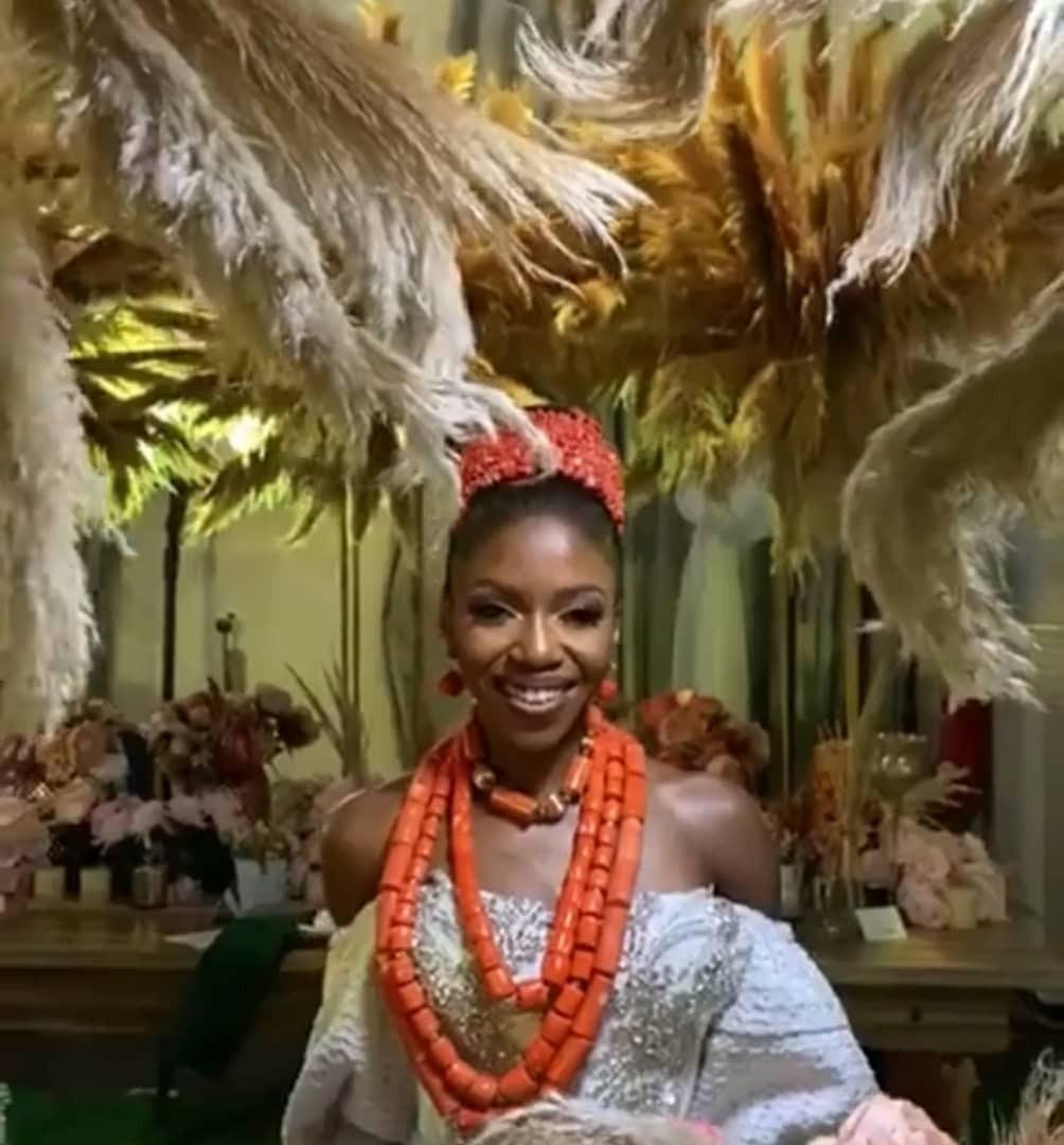 Photos from the traditional wedding of late Pastor Bimbo Odukoya second daughter