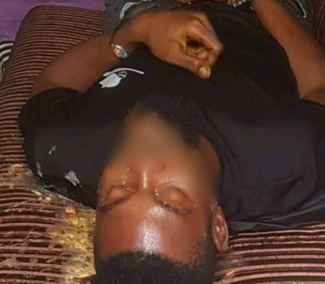 """Lagos is an evil city"" - Manager of artiste who died in studio makes startling claims, accuses police of refusing to release the corpse to family"