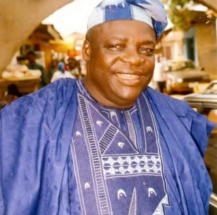 Veteran Nollywood Actor, Prof. Ayobami Akinwale dies