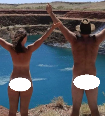 Nudists celebrate Naked in Nature Day (photos)