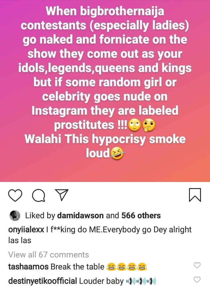 Actress Onyi Alex laments